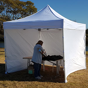3m x 3m Instant Shelter