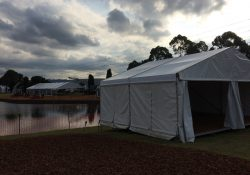 Outdoor Exhibition Marquees