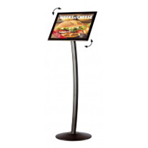 A4 Poster Stand