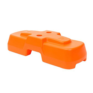Fence Block weights are ideal for anchoring smaller marquees and structures when installed on hard surfaces for short periods