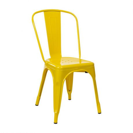 For a modern, in-trend look, Sydneywide Hire Group's Yellow Tolix Chair is the ideal solution for Events, Exhibitions and a host of other engagements
